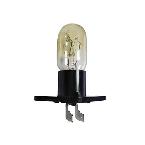 Mikrowellenbirne, 20W 220-240V Mikrowellen Garraum Lampe Für Bosch, LG, Panasonic, Siemens Mikrowellenherd