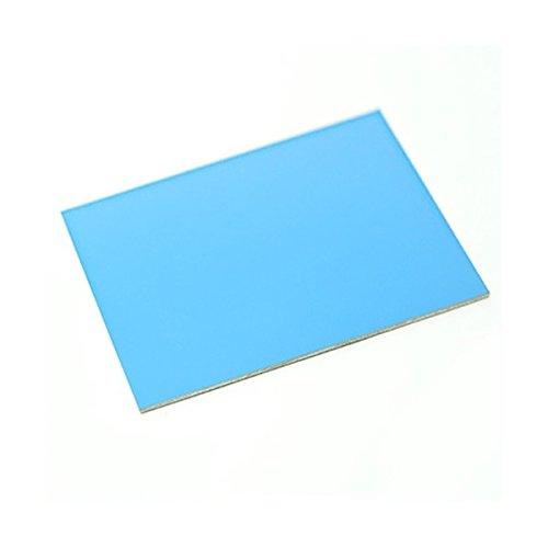 Bungard Basismaterial Fotobeschichtung Positiv Einseitig - 100x160mm - 35 µm Cu - Stärke 1,5 mm - 3 Stück