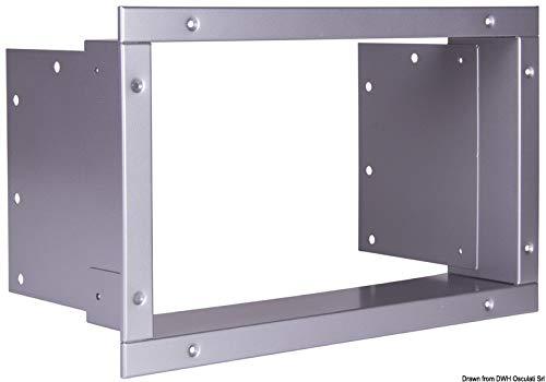 Indel - Isotherm frame voor bevestiging in zilver voor koelkast 50.826.14
