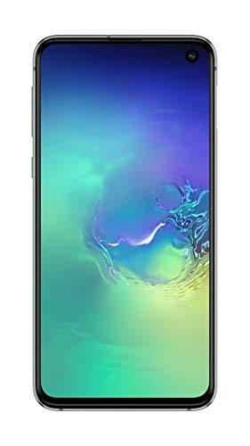 "Samsung Galaxy S10e 128GB+6GB RAM SM-G970 Dual Sim 5.8"" LTE Factory Unlocked Smartphone (International Model) (Prism Green)"