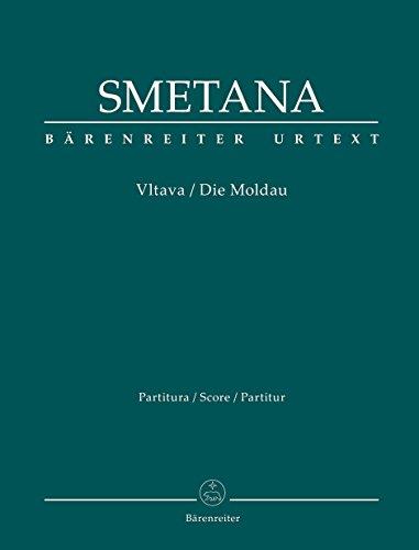 Die Moldau (Vltava): Partitur (Orchesterfassung)
