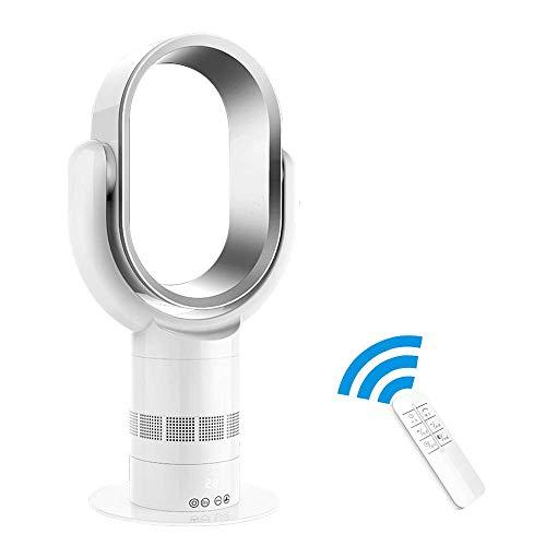 Ventilatore a torre con telecomando, 64 cm, 35 W, con 10 livelli di velocità, timer e 3 modalità di funzionamento, oscillazione di 90°, silenzioso