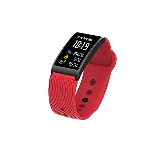 Fitness Tracker mit Pulsmesser, Schlanke Sport Activity Tracker Watch mit Ersatzarmband Aktivitätstracker Bluetooth-Kopfhörer wasserdichte IP67 Schrittzähler Uhr mit Schlaf Monitor Step Tracker