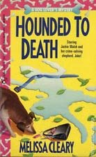Hounded to Death 0515111902 Book Cover