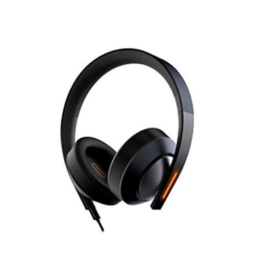 LXFTK Casque Gaming Casque Bluetooth Antibruit Subwoofer Stéréo Ordinateur Portable Bureau Universel avec Microphone
