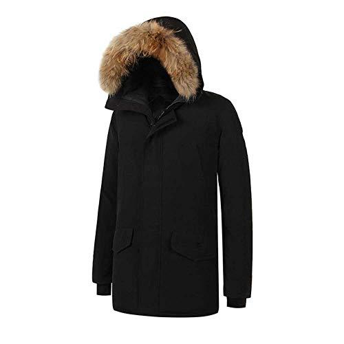 Canada StyleMarkeXS-4XL Herren Thick Winter Warm Down Baumwolle Thick Langford Parka Slim Jacke Fashion Coat
