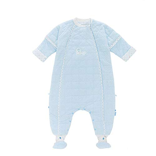 Unisex baby sleeping bag 0-12 months Spring and Autumn Baby Sleeping Bag Thicken Thin Baby Swaddle Baby blanket Children's sleeping bag