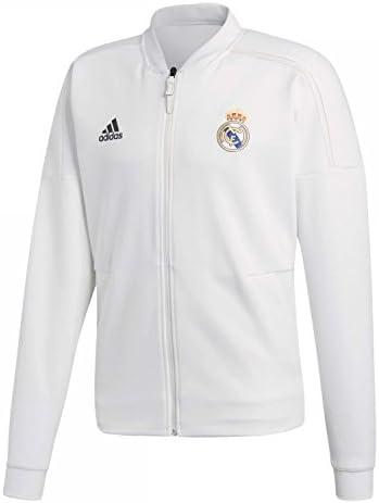 Adidas Chaqueta del Real Madrid Color Blanco para Hombre