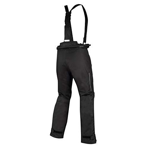 Bering Motorradhose Pantalon DUSTY Schwarz, Schwarz, S
