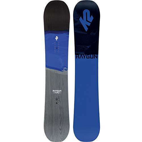 K2 Snowboard Herren Raygun Snowboard, Design, 153, 11D0012.1.1.153