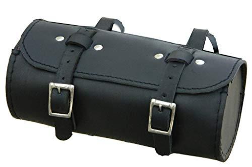 Leder Fahrrad Satteltasche Fahrrad Lenker Werkzeugset schwarz Retro Classic Echt Handarbeit