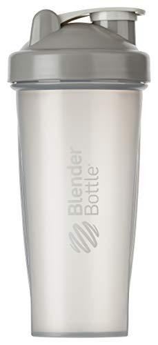 BlenderBottle Classic Shaker | Shaker Protéine | Bouteille d'eau |Blenderball | 820ml - Pebble
