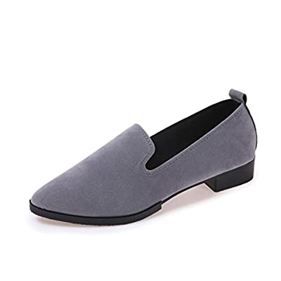 HOT Sale ,AIMTOPPY Women Pointed Toe Ladise Shoes Casual Low Heel Flat Shoes