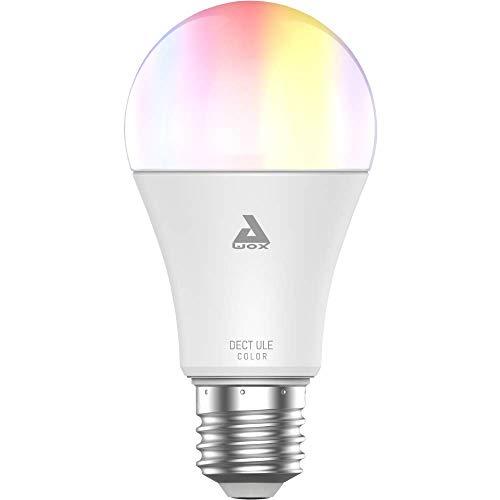 SmartHome Telekom LED-Lampe E27 - farbig