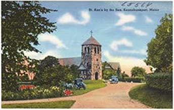HistoricalFindings Photo: St. Ann's by The Sea, Kennebunkport, Maine