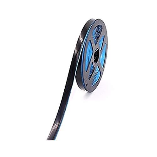 buycheapDG(JP) セラミックタイル テープ すきま風防止 自己接着防水テープ セラミックタイル防かびギャップテープ 美容シームテープ ホームデコレーション 防水テープ 隙間テープ 補修テープ 6.2mm*6m(黒)