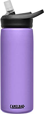 CamelBak eddy+ Vacuum Stainless Insulated Water Bottle, 20oz, Dusty Lavender