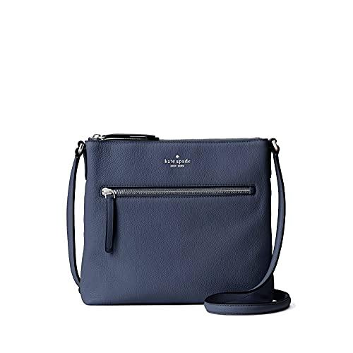 Kate Spade New York Jackson Top Zip Crossbody Bag in Nightcap