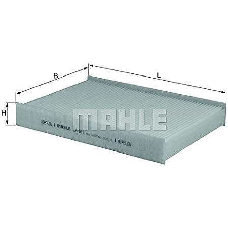 Mahle Knecht La 411 Filter Innenraumluft Auto