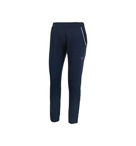Tecnifibre Tech Pants - Pantalón para niño (talla 2019), color azul, color azul, tamaño XS-6/8A