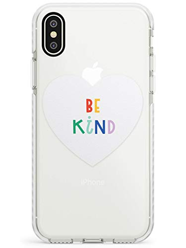 Sé Clase En Claro Caja del teléfono de Impacto para iPhone X/XS, for iPhone 10   Protector Doble Capa Parachoque TPU silikon Cubrir Patrón Impreso   Positividad Texto Citar Feminista Mujer