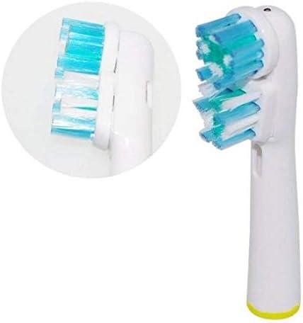 4 Têtes De Brosse À Dents Électriques, Nettoyer Et Remplacer Les Têtes De Brosse À Dents Électriques
