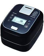 東芝 炊飯器 5.5合 真空 圧力IHジャー炊飯器 圧力+真空 合わせ炊き グランブラック RC-10ZWM-K