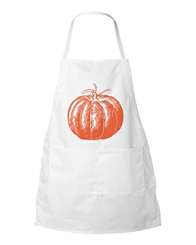 ArthuereBack Pompoen Schort PUMPKIN Halloween Schort Halloween kookschort Gift Schort met Zakken Schort Grill Schort kookkleding Val Schort