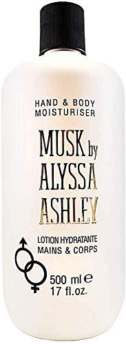 Alyssa Ashley Musk Triple Action Hand & Bodylotion