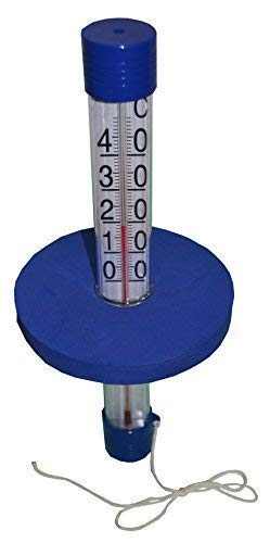 well2wellness® Poolthermometer Schwimmbad Thermometer Boje (022528)