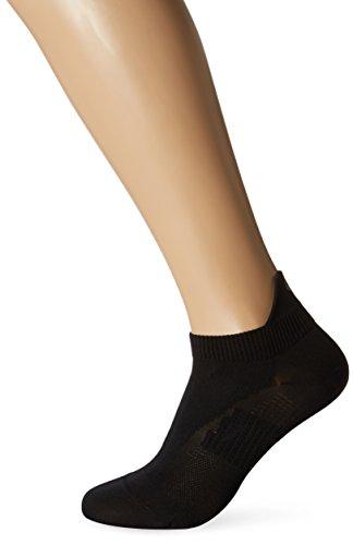 Nike Damen Running Socken Elite, Unisex, Negro (Black/Black/(Reflective)), 48.5-50.5