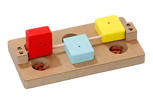 Karlie Rocky 43010 Doggy Brain Train Rocky L : 23 x 12 x 4 cm Multicolore