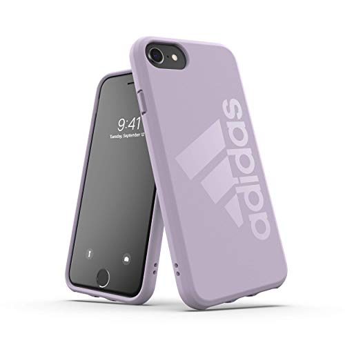 adidas SP Essential SS20 - Carcasa para iPhone 6 / 6s / 7/8 / SE 2G, Color Morado