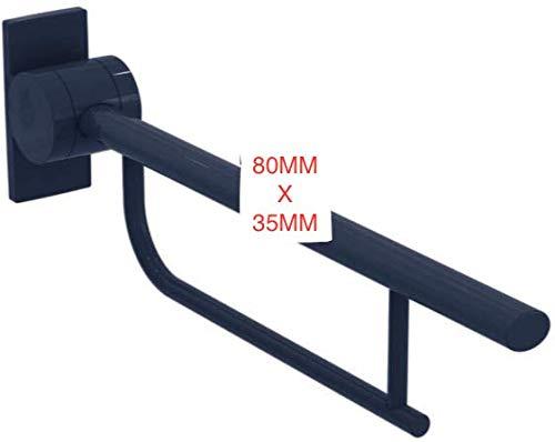 Armitage Shanks Contour 21 Stützarm, klappbar, 80 cm, Blau