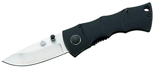 Puma tEC Couteau de Poche, kohlenstofstah-Neck Knife