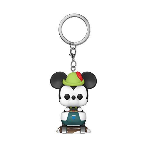 Funko Pop! Keychain: Disney 65th - Mickey with Matterhorn (50378)