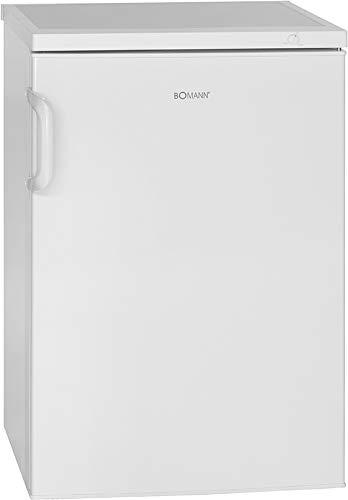 Bomann GS 2196.1 Gefrierschrank /A+++ / 84.5 cm / 94 kWh/Jahr / 82 L Gefrierteil/Türanschlag wechselbar/Weiß