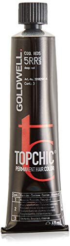 Goldwell Topchic Haarfarbe MAX deep red 5RR, 1er Pack (1 x 60 ml)