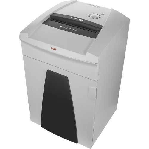 HSM SECURIO P36s Strip-Cut Shredder, 37-39 Sheets, 38.3 Gallon Capacity