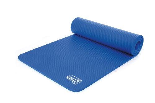 Sissel Gym, Materassino Unisex – Adulto, Blu, 180 x 60 x 1.5 cm