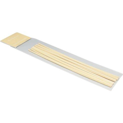 ミュウセレクション ヘブンリーアルーム リードディフューザー用 リードスティック 20cm ナチュラル(10本入)