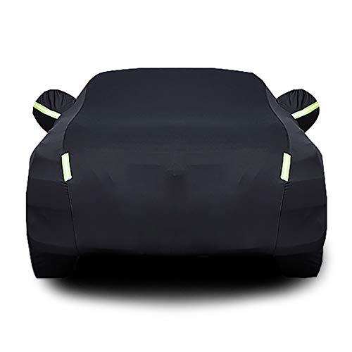Whitejianpeak Cubierta de Coches Compatible con Mercedes-Benz X Clase X, superposición Impermeable, Tapa de automóvil de Engrosamiento General para Uso en Exteriores para Exteriores