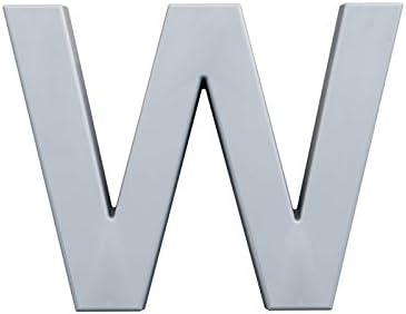 Hashtag Letras grandes 20 cm boda amor para iniciales decorativas para pegar en la pared o en el estante N blancas pintables todo el alfabeto y s/ímbolos