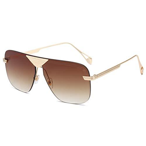 Modieuze zonnebril met UV-bescherming, voor wielrennen, outdoor, reizen, zonnebril