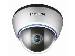 SS269–SAMSUNG SID-560P 1/3'560TVL día y noche cámara domo CCTV Varifocal lente