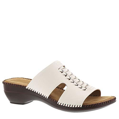 Auditions Rhonda Women's Sandal 6 2A(N) US White