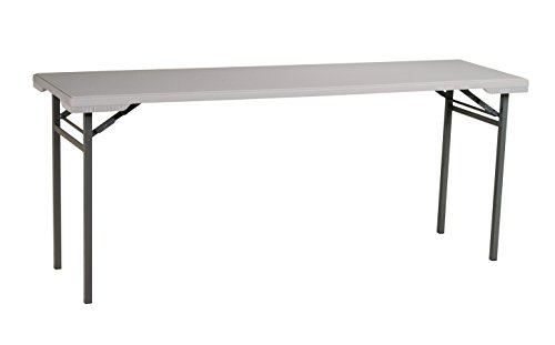 powerful Office StarResin Multipurpose rectangular table 5.87 feet long