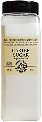 India Tree Caster Sugar Pantry Pack, 1.75 Lb, 28 oz