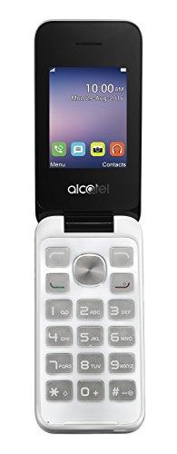Alcatel 2051D-3BALIT1 6,09 cm (2,4 Zoll) 20.51, Mobilephone, 8GB Pure weiß