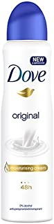 Dove Spray Moisturising Cream Deodorant, Original, 150ml